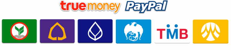 payment logo home